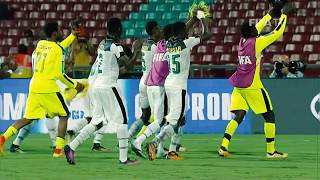 Down to the Last Eight! - FIFA U-17 World Cup India 2017