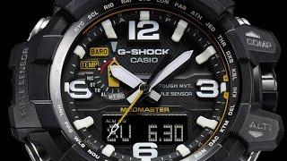 Обзор часов для выживания G-SHOCK GWG-1000-1A3ER