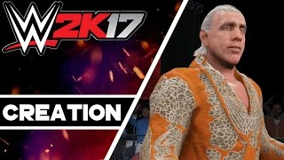 WWE 2K17 Creations: Ric Flair '04 (Xbox One)