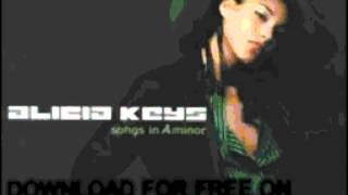 alicia keys   why do i feel so sad    DJ Chris Loren