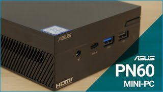 ASUS PN60 Mini PC Overview