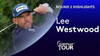 Lee Westwood Battles To Make Cut At His Home Course   2020 Betfred British Masters Highlights