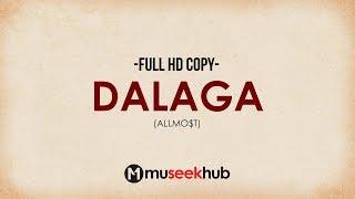 Allmo$t - Dalaga (Dalagang Pilipina) Full HD Lyrics 🎵