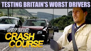 Meeting the Drivers - Crash Course: Testing Britain's Worst Drivers