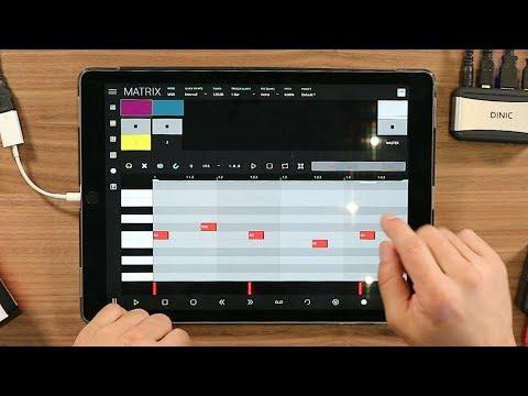 Imaginando LK Matrix Module now has Midi Mode  — Audiobus Forum