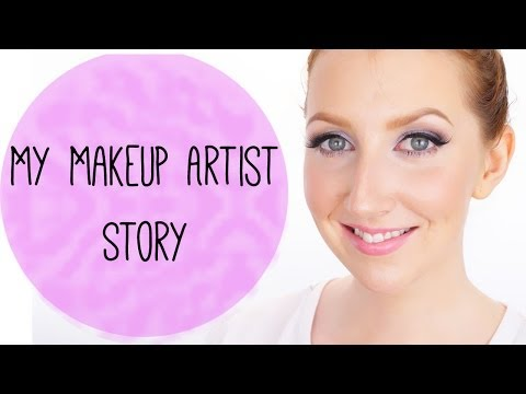 My Makeup Story - How I Became a Makeup Artist