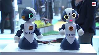 Künstliche Intelligenz auf der CeBIT 2017