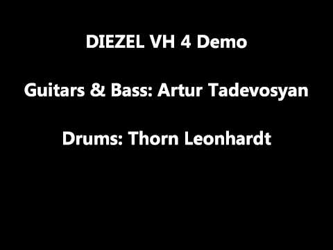 DIEZEL VH4 Blues Demo
