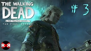 The Walking Dead: The Final Season - EPISODE 1 Walkthrough Gameplay Part 3
