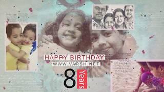 MY KI DI Birthday Celebration Varsh Twins