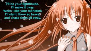 Nightcore   I See Your Monsters (+LyricsHD]