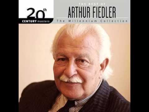 Arthur Fiedler - Granados - Goyescas, Op. 11 - Intermezzo