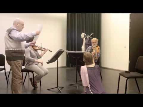 play video:Goeyvaerts Trio rehearsing with composer Alexander Knaifel