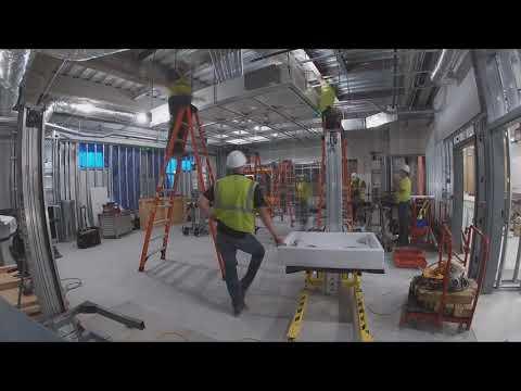AirFRAME® Hybrid Installation Timelapse