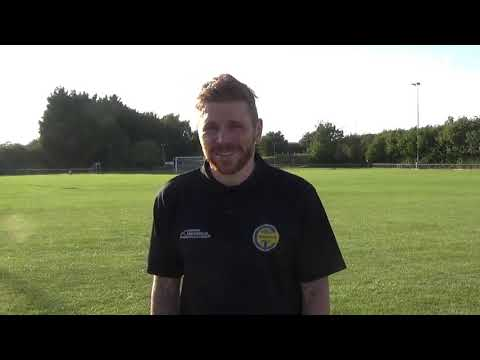 1920 Martin Ball - Player of the month August 2019 - 14/09/19