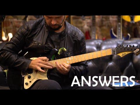 Erdem Birgül - Steve Vai - Answers (Dore Müzik Çinilihan Konsept Buluşmaları)