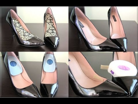 How to Make Walking in Heels Comfortable! 5 Easy Tips!
