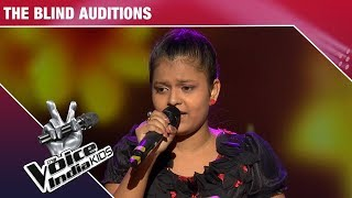 Niharika Nath Performs on Banarasiya | The Voice India Kids | Episode 9