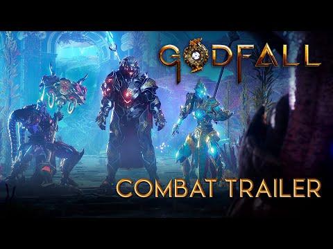 Combat Trailer de GodFall