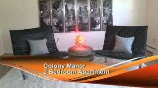 RIT Colony Manor Apartments Overview