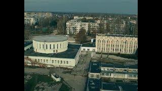 Сергей Аксенов в Армянске. Угрозы здоровью жителей нет.