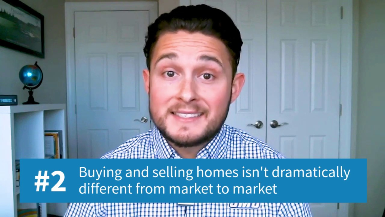 Working With a Realtor Outside of Your Market