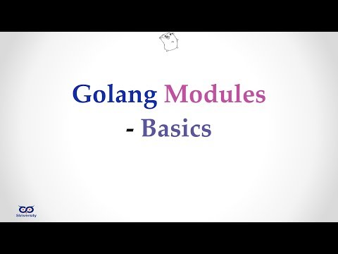 Switching to and using Go (golang) Modules – The Basics