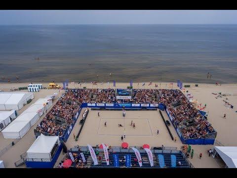 Европейский чемпионат по пляжному волейболу U-22