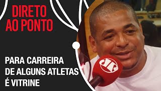 Vampeta fala sobre recusa dos jogadores em jogar a Copa América