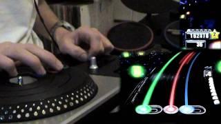 "DJ Hero Noisia ""Groundhog"" expert"