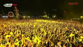 Coldplay - Yellow (Live @ Rock in Rio 2011)
