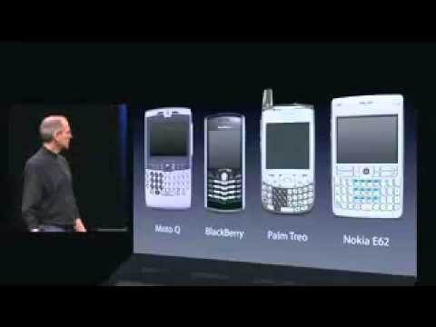 iPhone 1 - The first generation Apple iPhone - iPhone one