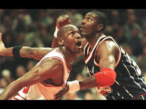 Michael Jordan's Chicago Bulls WOULD NOT beat Olajuwon's Rockets in NBA Finals says Robert Horry