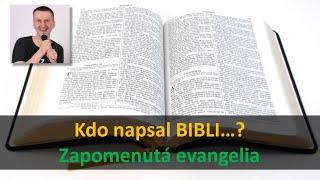 Kto napísal Bibliu?