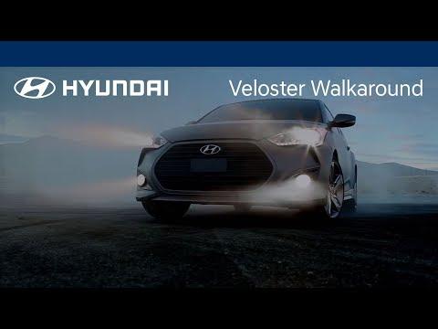 Hyundai Veloster Turbo | Walkaround