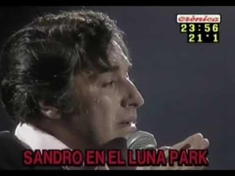Sandro - El maniqui│ VIVO
