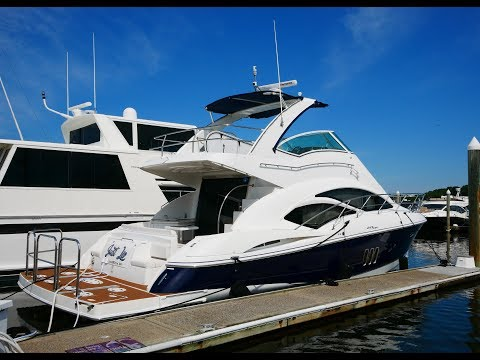 Cruisers Yachts 447 Sport Sedan.video
