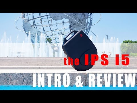 Intro and Review of the IPS i5 Electric Unicycle