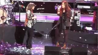 Demi Lovato and Kelly Clarkson: when dreams come true!