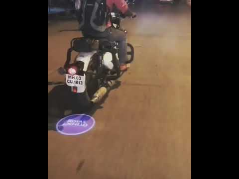 LED Logo's For Bike