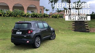 Jeep Renegade Longitude -  Test Drive