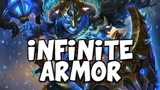 Infinite Armor [Hearthstone]