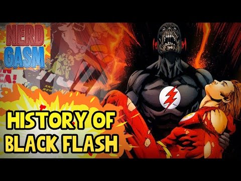 Who is The Black Flash? | History of Black Flash