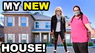 I TRANSFORMED My NEW HOUSE Into a NIGHT CLUB/ARCADE!! *NEW HOUSE TOUR*