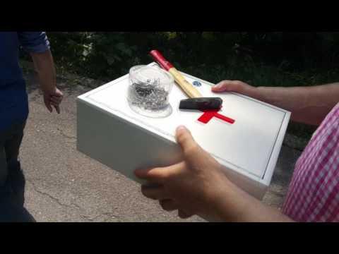 Ormarići za prvu pomoć na dečijim igralištima u Nišu [video]