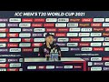 Scotlands Richie Berrington speaks to the media after Namibia four-wicket win  #T20WorldCup - Video