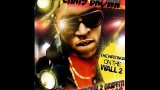 Chris Brown Feat. Andre Merritt - Flying Solo