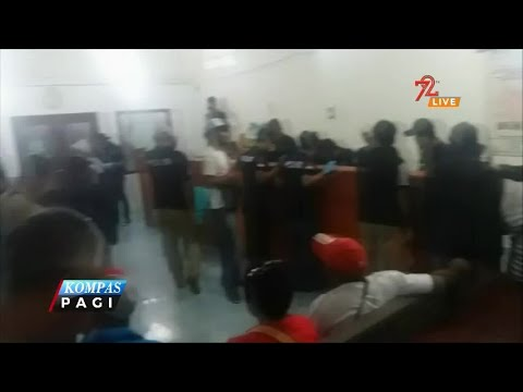 Polisi Geledah Kantor Serikat Pekerja PT Freeport