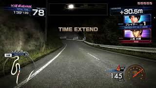 Initial D Arcade Stage 6 AA Subaru Impreza WRX GC8 Vs Honda Civic EG8 Or EG6