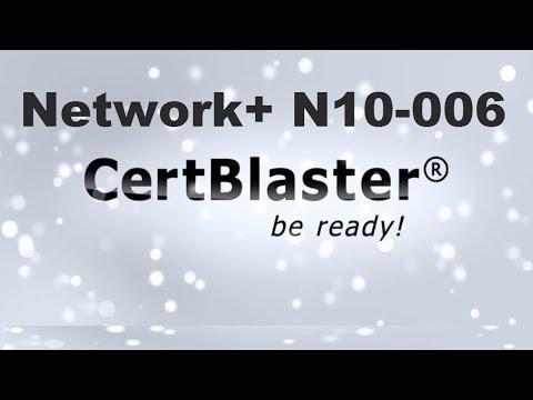 CertBlaster Network+ Practice Test - YouTube